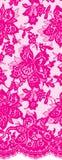 PrintSeamless vektorrosa färger snör åt Arkivbild