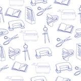 PrintSketch von Geschäftsprozessen Lizenzfreie Stockfotografie