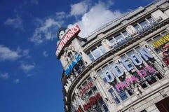 Printworks Manchester - het Kleinhandels Winkelen Royalty-vrije Stock Afbeeldingen