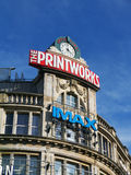 The Printworks Stock Image