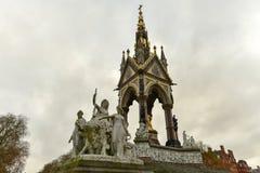Prinz Albert Memorial - London stockfoto