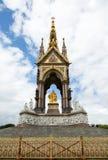 Prinz Albert Memorial Statue stockfotografie