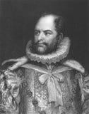 Prinz Augustus Frederick, Herzog von Sussex stockfoto