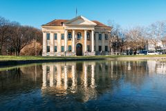 Prinz Carl Palais in München, Beieren, Duitsland royalty-vrije stock foto