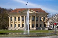 Prinz Carl Palais, München, Deutschland lizenzfreie stockfotos