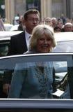 Prinz Charles und Camilla Parker Bowles Lizenzfreie Stockbilder