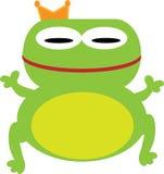 Prinz Frog Stock Abbildung