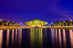 Prinz Mahidol Hall stockbild
