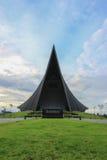 PRINZ MAHIDOL HALL, Mahidol-Universität, Salaya, Phutthamonthon-Bezirk, Nakhon- Pathomprovinz, Thailand stockfotos