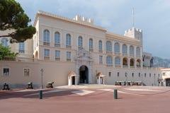 Prinz ` s Palast von Monaco stockbild