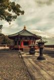 Prinz Shotoku Hall, Tempel Narita-Sans Shinshoji, Narita, Japan stockfoto
