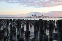 Prinzen Pier lizenzfreies stockfoto
