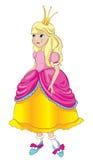 Prinzessin Lizenzfreie Stockfotografie