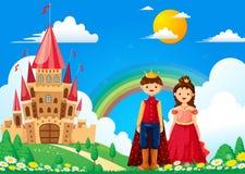 Prinzessin Castle Lizenzfreie Stockfotos
