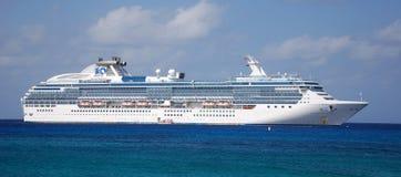 Prinzessin Cruise Ship Lizenzfreie Stockfotografie