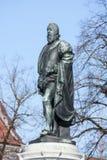 Prinzregentenbrunnen в Аугсбурге Стоковое Изображение