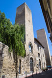 Prior's Palace. Tarquinia. Lazio. Italy. Stock Photo
