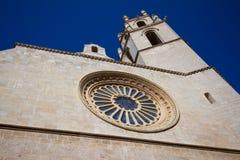 Prioral de Sant Pere en Reus, España Foto de archivo libre de regalías