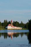 Priorat palace in Gatchina stock photos