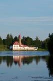 Priorat Palast in Gatchina stockfotos