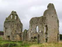 Priorato de Boxgrove - iglesia de parroquia Imagenes de archivo