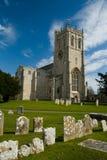 Priorato de Christchurch Fotografía de archivo