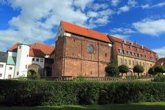 Priorato de Wechselburg Imágenes de archivo libres de regalías