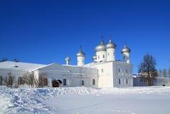 Priorato masculino ortodoxo cristiano imagenes de archivo