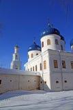 Priorato masculino ortodoxo cristiano fotografía de archivo
