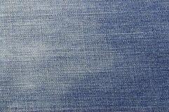 Priorità bassa 01 delle blue jeans Fotografie Stock