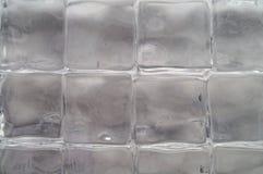 Priorità bassa 1 dei cubi di ghiaccio Immagini Stock Libere da Diritti