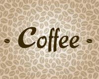 Priorità bassa 2 del caffè Fotografia Stock Libera da Diritti