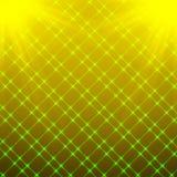 Priorità bassa al neon astratta effetti della luce confusi Fotografie Stock Libere da Diritti