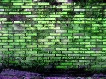 Priorità bassa antica del muro di mattoni Immagini Stock
