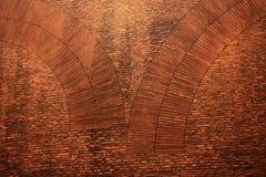 Priorità bassa antica Roma del muro di mattoni del panteon Immagine Stock Libera da Diritti