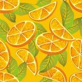Priorità bassa arancione Immagine Stock Libera da Diritti