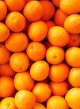 Priorità bassa arancione fotografie stock