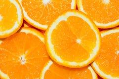 Priorità bassa arancione Immagine Stock
