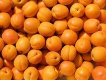 Priorità bassa arancione dell'albicocca fotografie stock