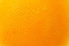 Priorità bassa arancione della pelle Fotografie Stock Libere da Diritti