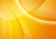 Priorità bassa arancione e gialla Fotografia Stock