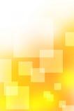 Priorità bassa arancione e gialla dell'estratto Fotografie Stock