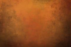 Priorità bassa arancione Grungy fotografia stock libera da diritti