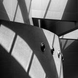 Priorità bassa architettonica astratta Fotografia Stock Libera da Diritti