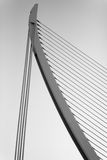 Priorità bassa architettonica astratta Fotografia Stock