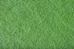 Priorità bassa artificiale del tappeto erboso Fotografie Stock Libere da Diritti