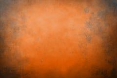 Priorità bassa astratta arancione immagine stock
