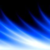 Priorità bassa astratta blu Fotografie Stock