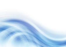 Priorità bassa astratta blu illustrazione di stock