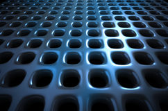 Priorità bassa astratta blu scuro Fotografie Stock